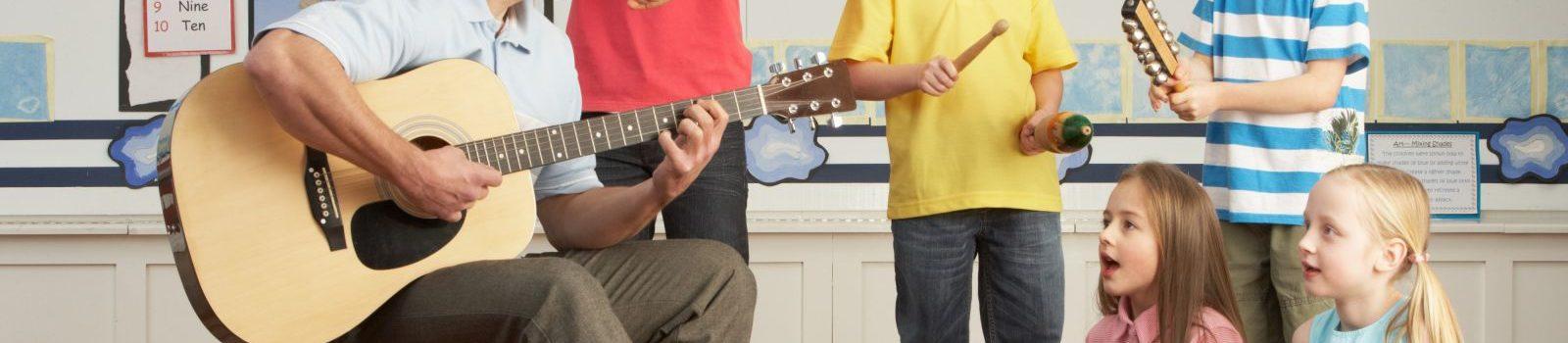 Музыкальный руководитель в дошкольном и начальном общем образовании в условиях реализации ФГОС