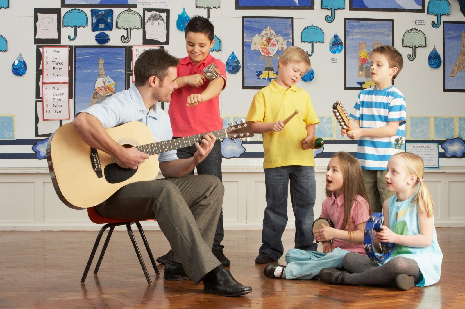 child childrens music school - HD1200×800