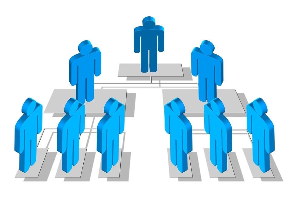 Структура отдела картинка для презентации
